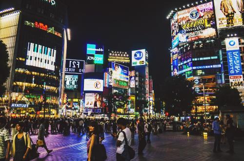 Japan City
