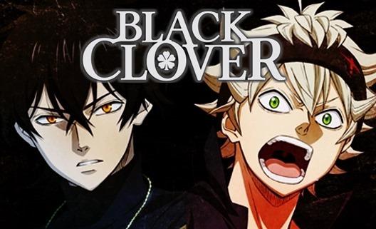 BLACK CLOVER - Japan Ryan